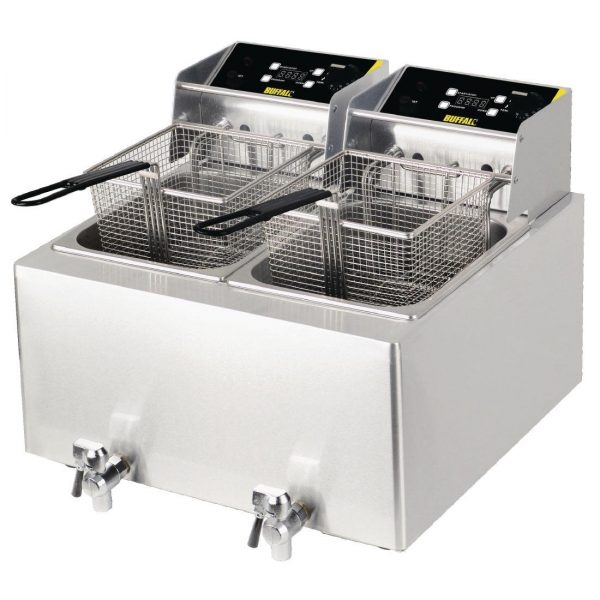 counter top commercial fryer