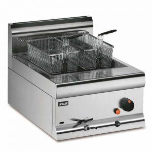 lpg gas table top fryer