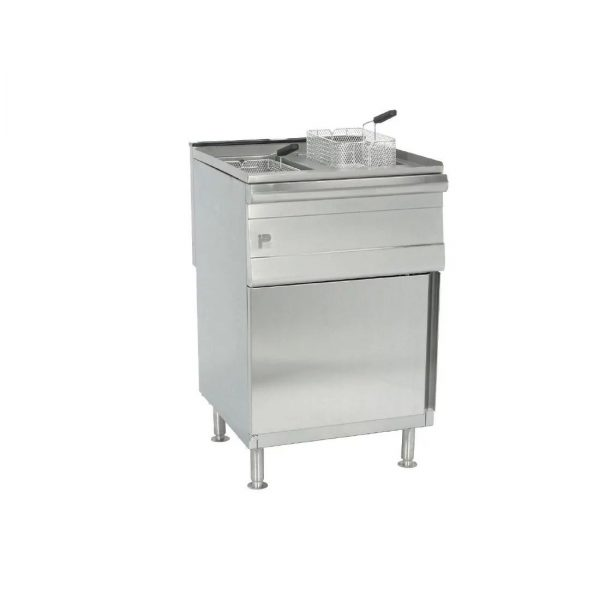twin basket fryer lpg great for catering or mobile catering