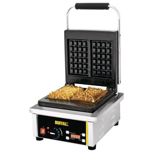 waffle makers and equipment
