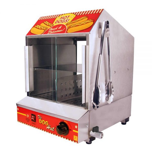 electric hot dog steamer