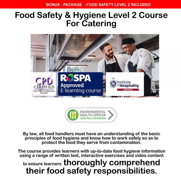 free food-and-hygience-training