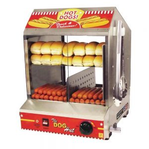 hot dog steamer electric