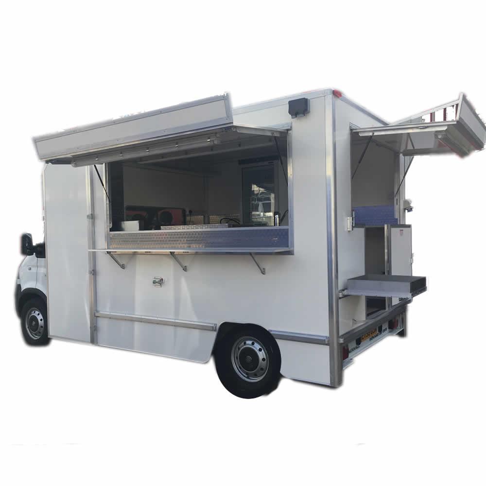 analizar Ciencias ir al trabajo  UK Mobile Catering Vans For Sale   New Burger Vans or Own Van Conversion
