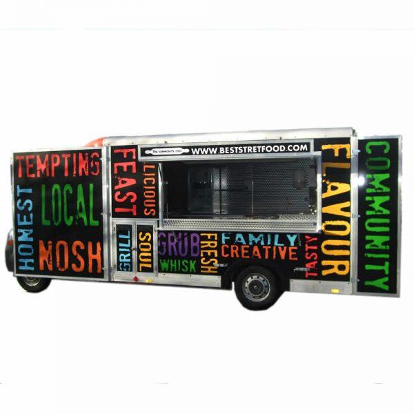 prof catering van for sale