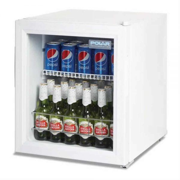 display fridge drinks left-46ltr