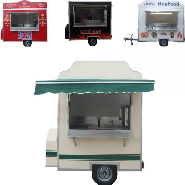 food trailers entry level
