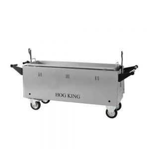 propane hog roast machine fully mobile