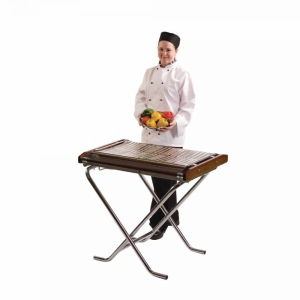 propane gas barbecue mobile catering