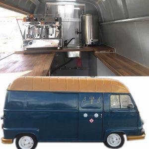 van conversions food truck