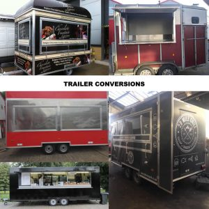 catering trailer conversion