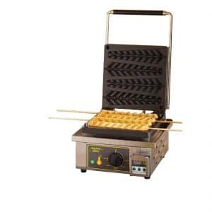 corn waffle machine maker catering equipment