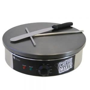 electric pro crepe maker catering equipment