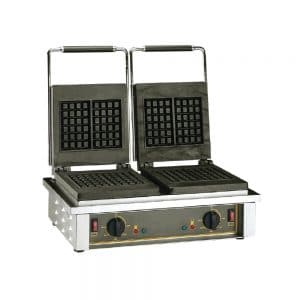 double belgian waffle maker catering equipment