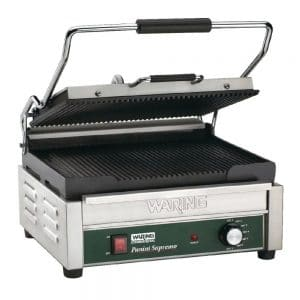 large panini electric grill catering equipment