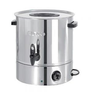 manual fill water boiler 20ltr catering equipment