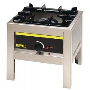 natural gas hob outside catering equipment