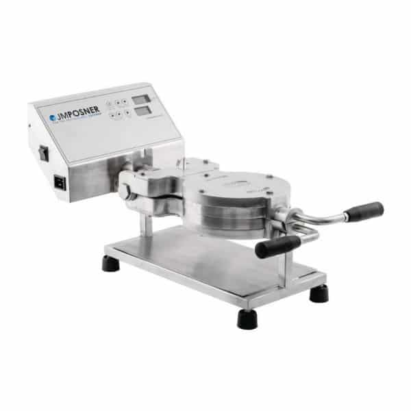 electric round belgian waffle machine pro catering equipment