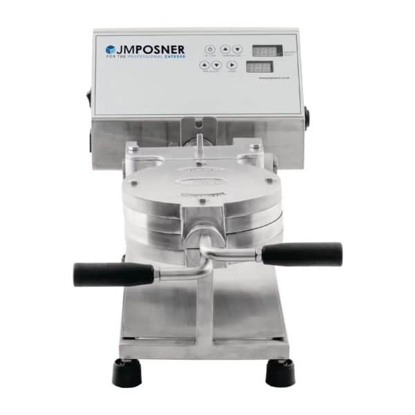 commercial round belgian waffle maker catering equipment