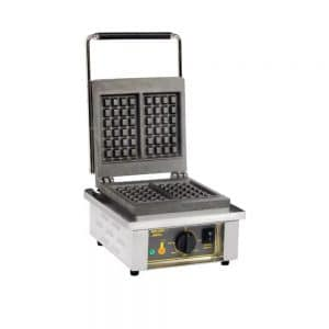 single belgian waffle making catering equipment