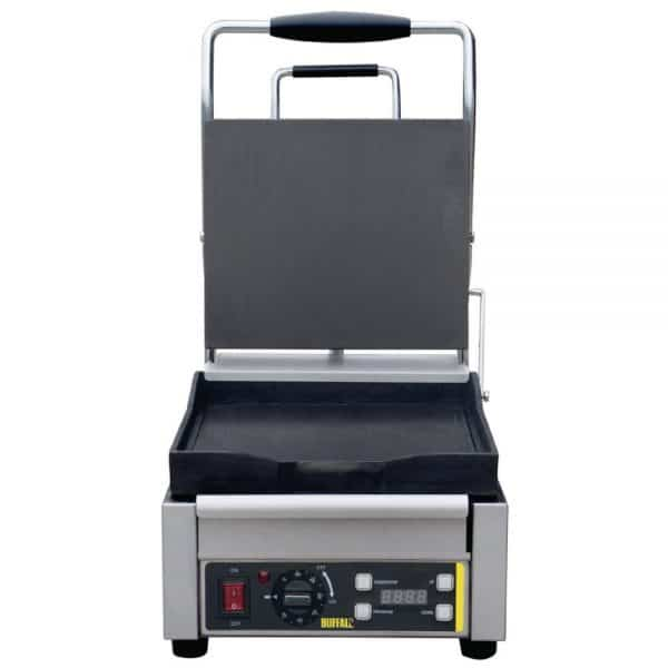 single contact grill flat plate catering equipment