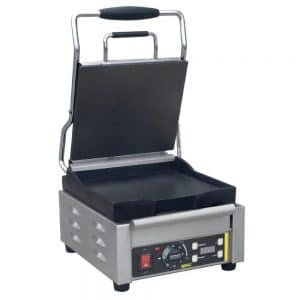 single contact grill flat catering equipment