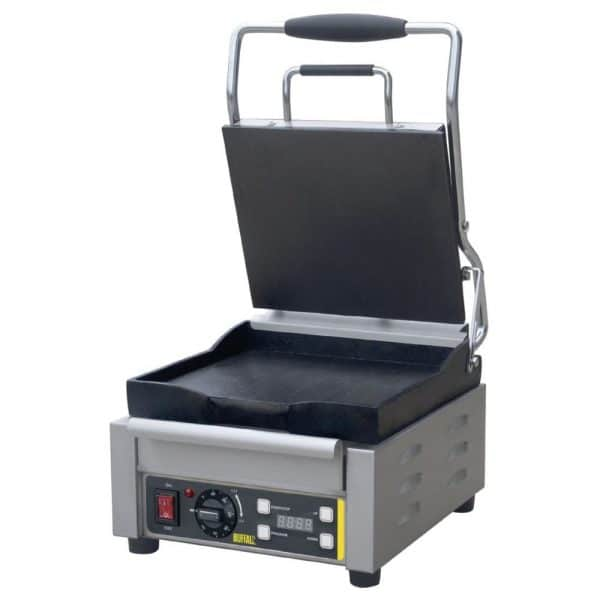 contact grill single plate catering equipment