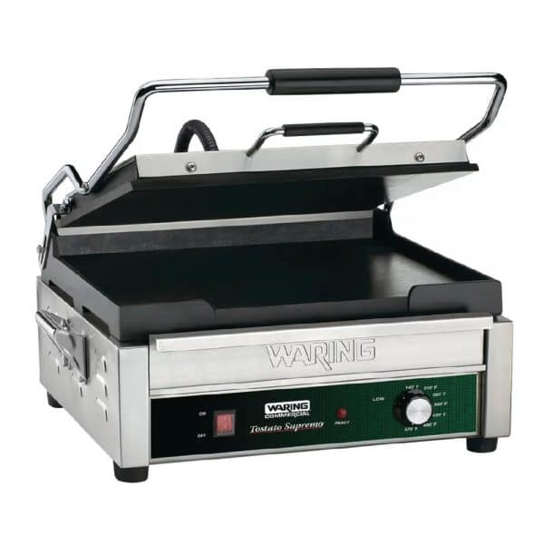 single contact panini grill comercial catering equipment
