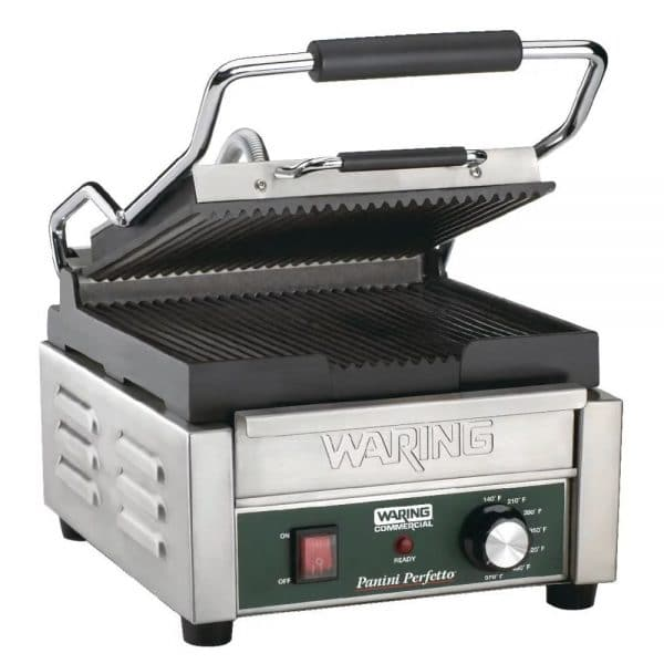 single panini grill catering equipment