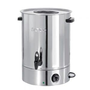 water boiler manual 30ltr catering equipment