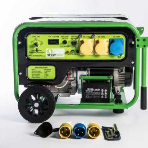 5kv lpg generator