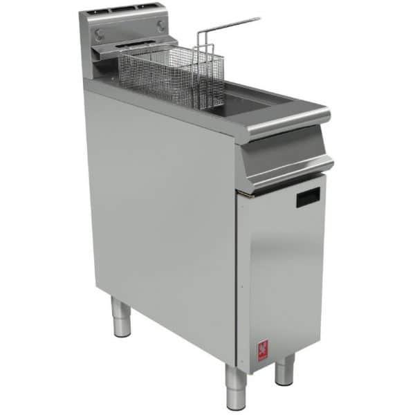 propane-fryer-single-tank-free-standing-commercial fryer