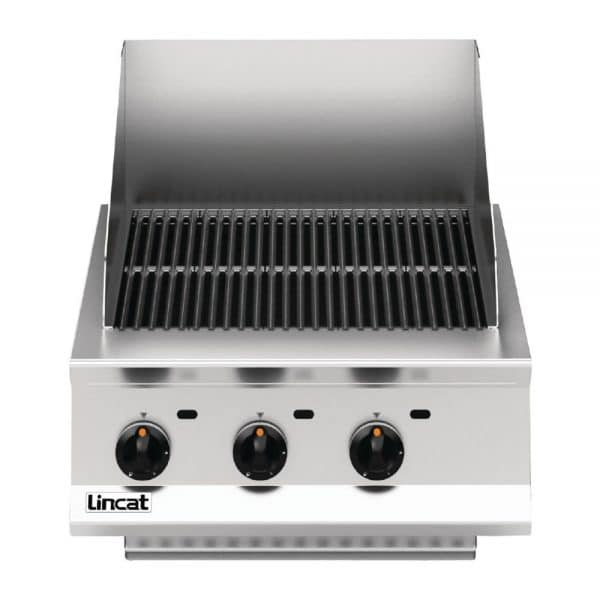 lpg chargrill tabletop opus catering grill