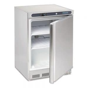 under-counter-freezer-stainless-steel freezer