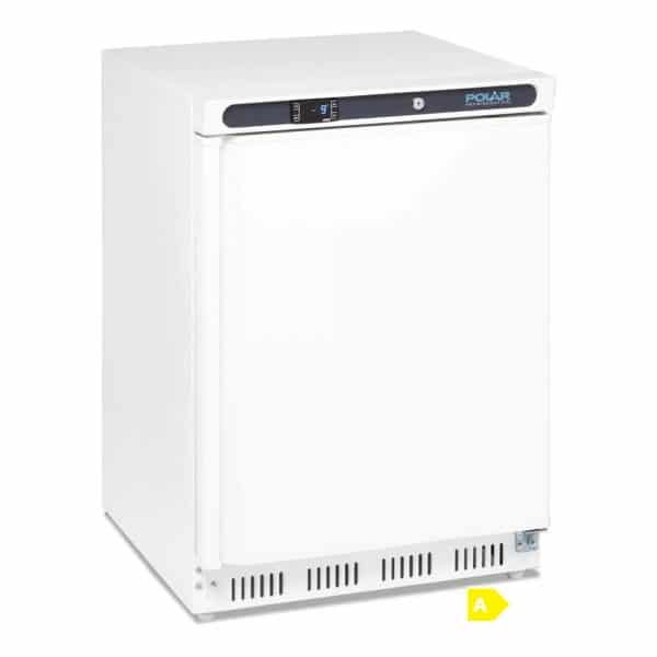 under-counter-freezer-whit-140Ltr catering freezer