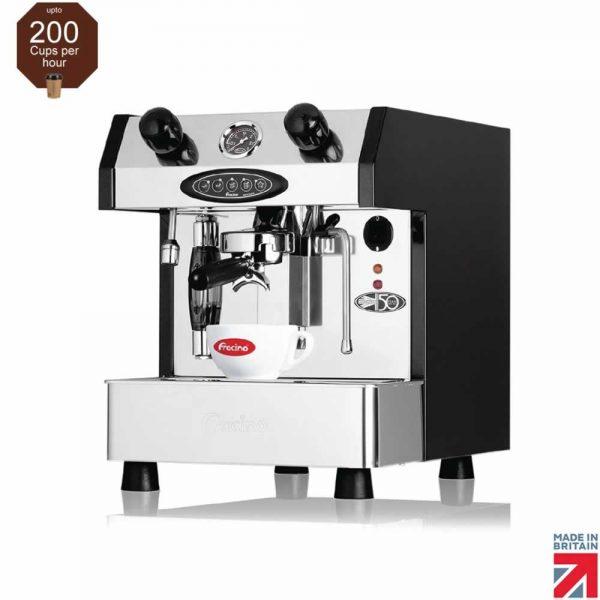 bambino lpg coffee machine
