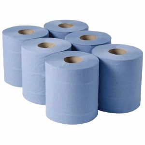 cleaning-hygiene-6paci-blue-rolls