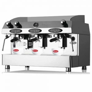 contempo 3 group fully automatic dual fuel coffee machine