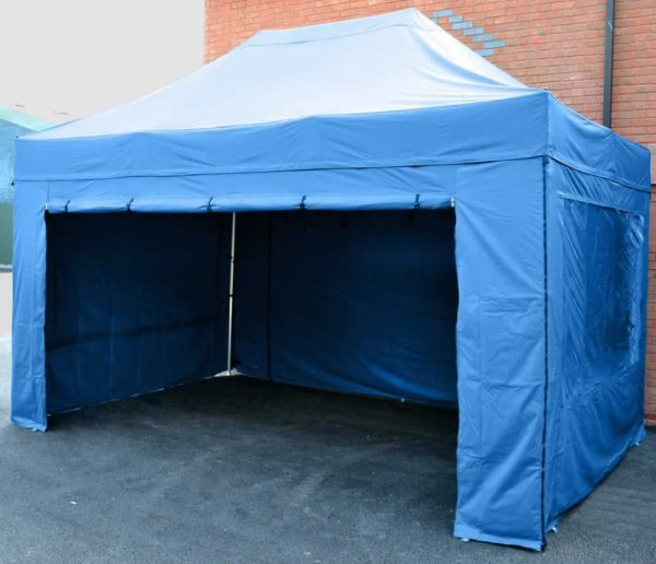 mobile-catering-sky-blue-gazebo-4