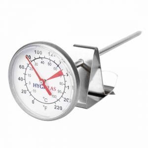 coffee milk thermometer