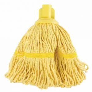 yellow bio mop head