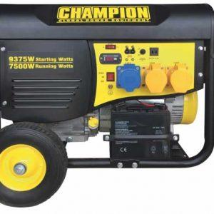 8000 watt petrol generator