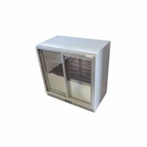 bottle-cooler-sliding-door-silver-belmont-BC9027G
