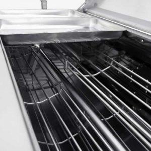 roasting cradle