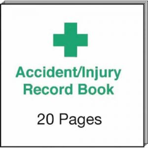 accident-injury-record-book