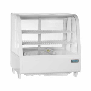 countertop-food display fridge