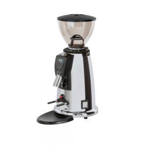 f4 on demand coffee grinder chrome